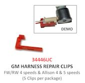 HARNESS REPAIR CLIP, GM Larger View
