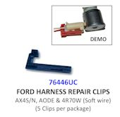 HARNESS REPAIR CLIP, FORD Larger View